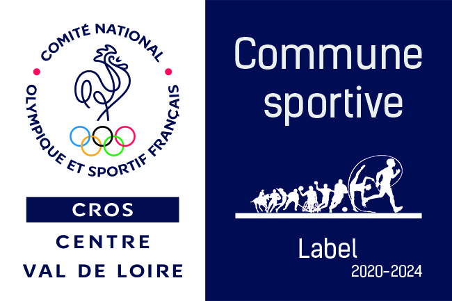 label commune sportive